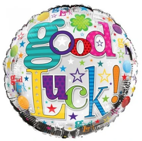 Good Luck! Balloon