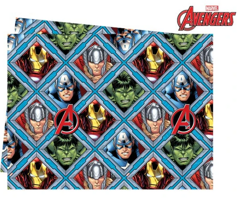 Avengers Table Cloth
