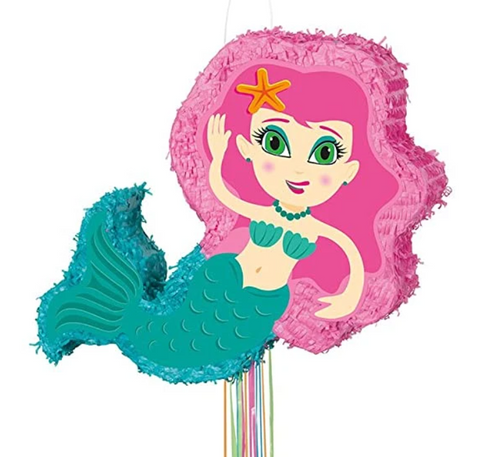 Mermaid Piñata