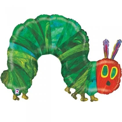Hungry Caterpillar Supershape Balloon