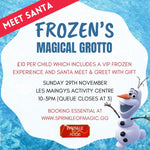 Frozen's Magical Grotto