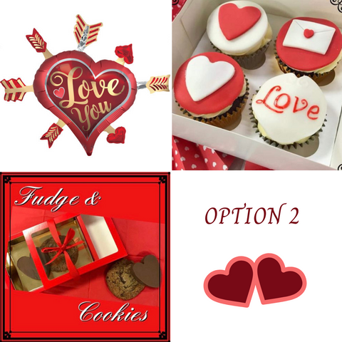 Valentine's Day Package - Option 2