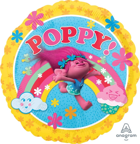 Trolls Poppy Balloon