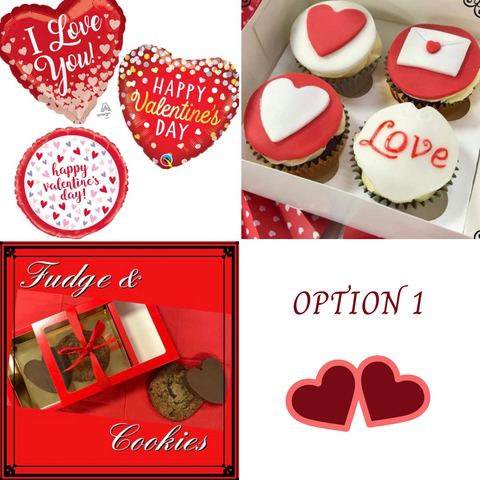 Valentine's Day Package - Option 1