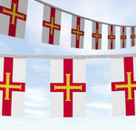 Guernsey Flag Bunting 10m