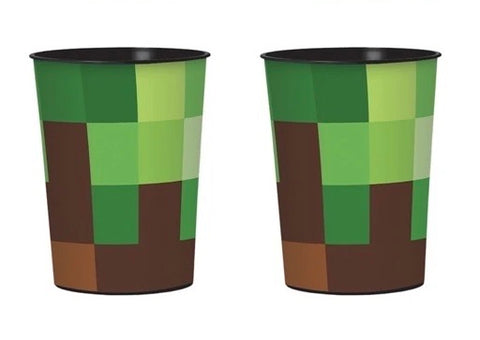Minecraft Cups (Unpackaged)