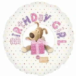 Boofle Birthday Girl Balloon