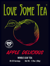 Load image into Gallery viewer, love some tea apple delcious