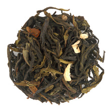 Load image into Gallery viewer, love some tea loose leaf apple flavor green tea