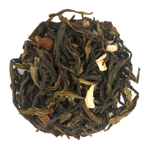 love some tea loose leaf apple flavor green tea