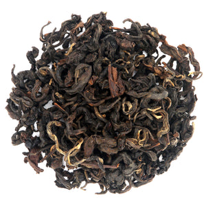 love some tea loose leaf coconut flavor black tea