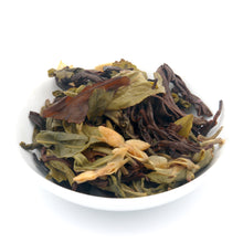 Load image into Gallery viewer, love some tea whole leaf tropical flavor black & green tea