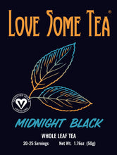 Load image into Gallery viewer, love some tea black tea