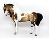 DARTANIAN~OOAK DAPPLE BUCKSKIN PAINT ANDALUSIAN MODEL HORSE 3/21