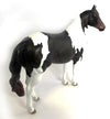 HEALY-OOAK LIVER CHESTNUT PAINT ISH MODEL HORSE BY KEIM 2/5