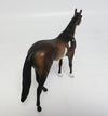 LEGEND~OOAK BUCKSKIN PINTO THOROUGHBRED CHIPS MODEL HORSE 5/10