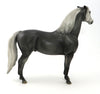 TOO MUCH SMOKE - GREY MORGAN MODEL HORSE - LE5 - 9/30