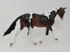 LIST MY ASSETS - BAY PINTO PALOUSE MODEL HORSE - LE3 - 9/30