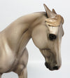 ELENOR-OOAK DAPPLED GREY PALOUSE MARE MODEL HORSE 06/01/17