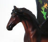 SEPTEMBER EQUINOX-SEAL BAY - FRIESIAN BAT CHIP-OOAK-10/9