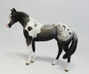 CYRUS-OOAK APPALOOSA STOCK HORSE CHIP MODEL HORSE 06/09/17