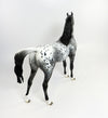 HELL RAISER-OOAK LOUD APPALOOSA ARABIAN BY DAWN QUICK 2/21