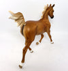 YASMINE~OOAK LIGHT CHESTNUT YEARLING MODEL 3/17