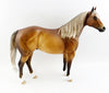 SPIRIT WIND-OOAK DAPPLE SILVER BAY ISH MODEL HORSE 3/24