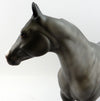 CATCH ME IF YOU CAN-OOAK DAPPLED GREY ISH MODEL HORSE 03/27/17