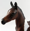 INDY GIRL-LE-6-BAY PAINT ARABIAN FOAL MODEL HORSE