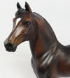 PS EMBER~OOAK DAPPLE BAY MORGAN MODEL HORSE 4/4