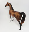 ARGO~OOAK BAY ARABIAN MODEL HORSE 4/4