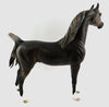 RESURRECTION-LE-4 LIVER CHESTNUT ARABIAN MODEL HORSE 11/4/16