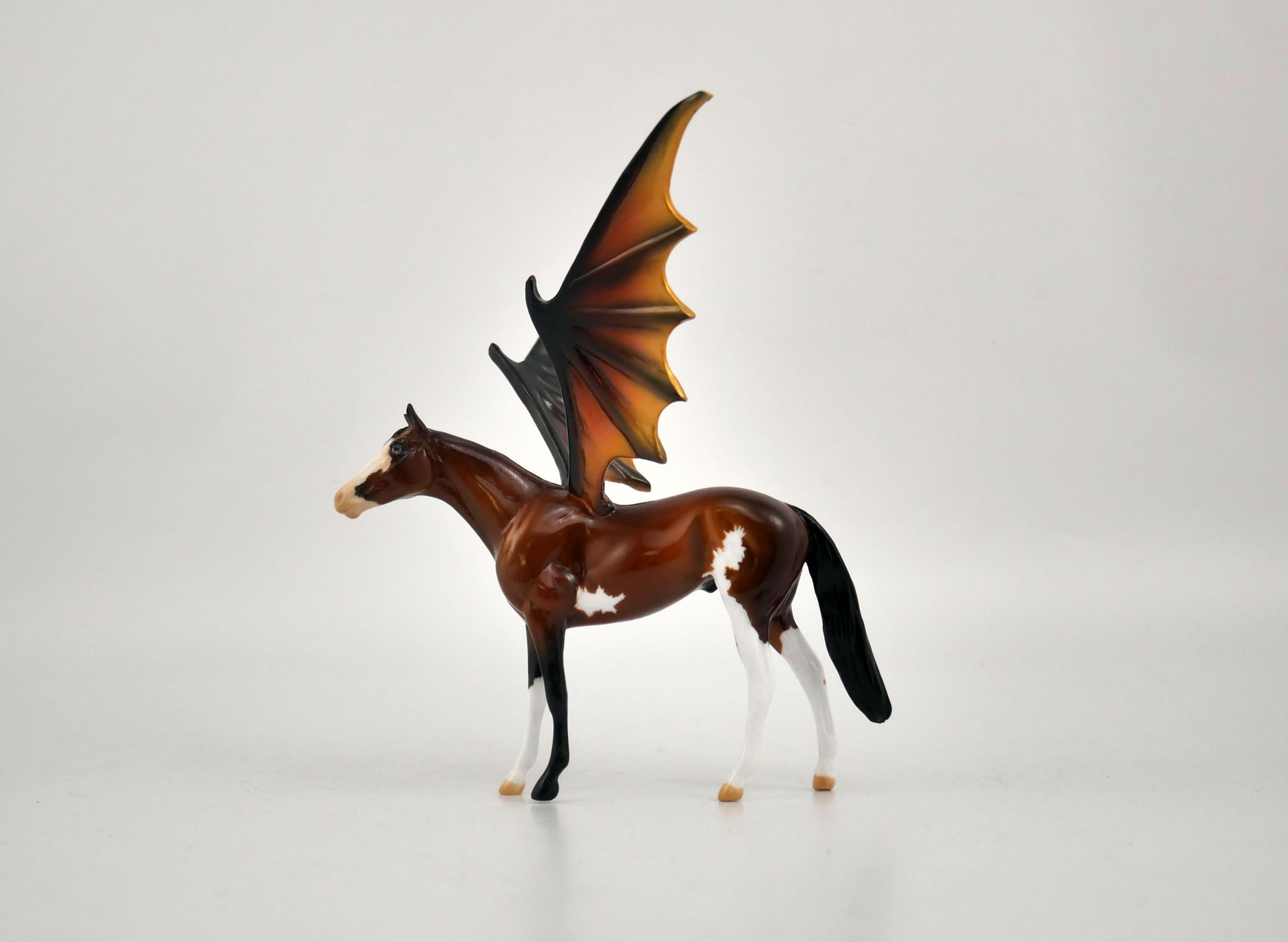 Salem-OOAK Thoroughbred Chip By Audrey Dixon MM 2020