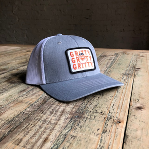 Youth Size Gritty Snapback Hat