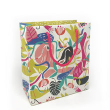 Load image into Gallery viewer, Tropical Menagerie Gift Bag
