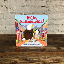 Load image into Gallery viewer, Hello Philadelphia Baby Box
