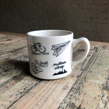 Load image into Gallery viewer, Ceramic Philly Mug