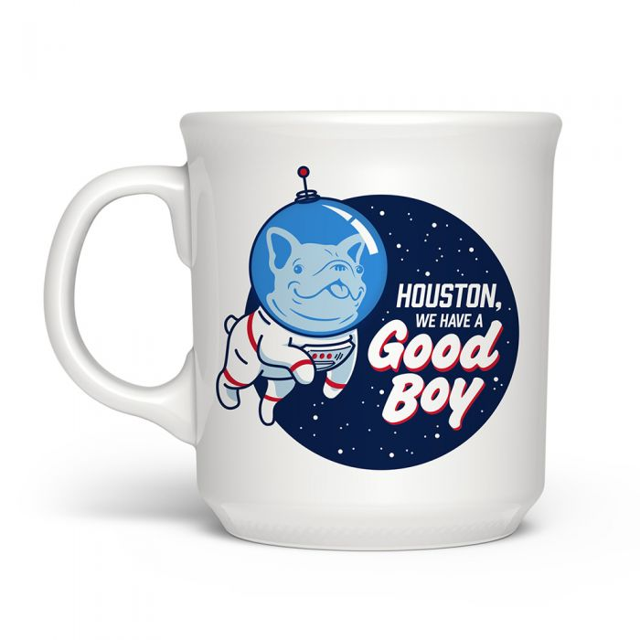 Houston We Have a Good Boy Mug