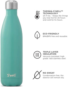 Turquoise S'well Bottle