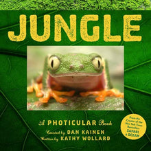 Load image into Gallery viewer, Jungle: A Photicular Book