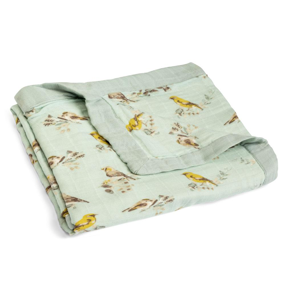 Big Lovey Blanket - Songbirds
