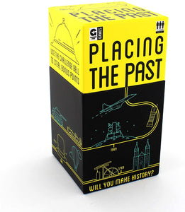 Placing The Past History Themed Card Game