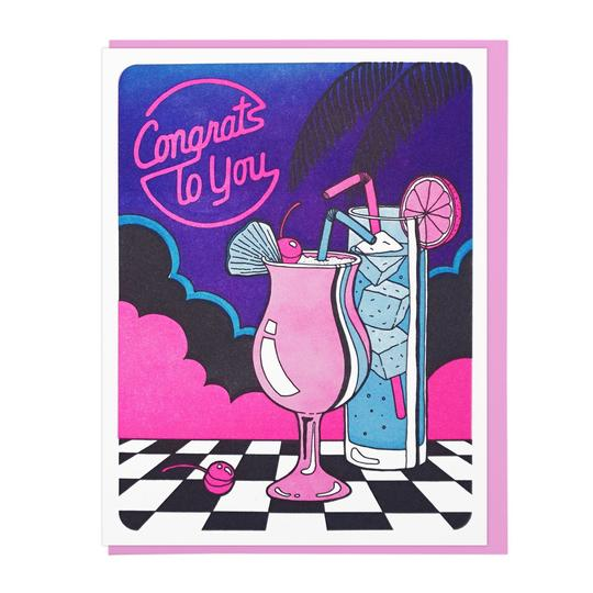 Congrats to You Card