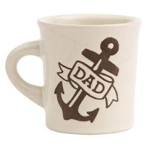 Anchor Dad Mug
