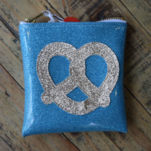 Load image into Gallery viewer, Pretzel Mini Vinyl Clutch