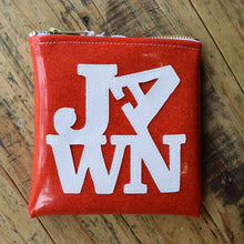 Load image into Gallery viewer, Jawn Mini Vinyl Clutch