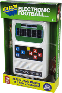 Retro Electronic Football Handheld Game