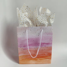 Load image into Gallery viewer, Pink Watercolor Gift Bags