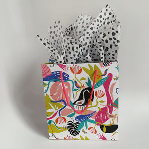 Tropical Menagerie Gift Bag
